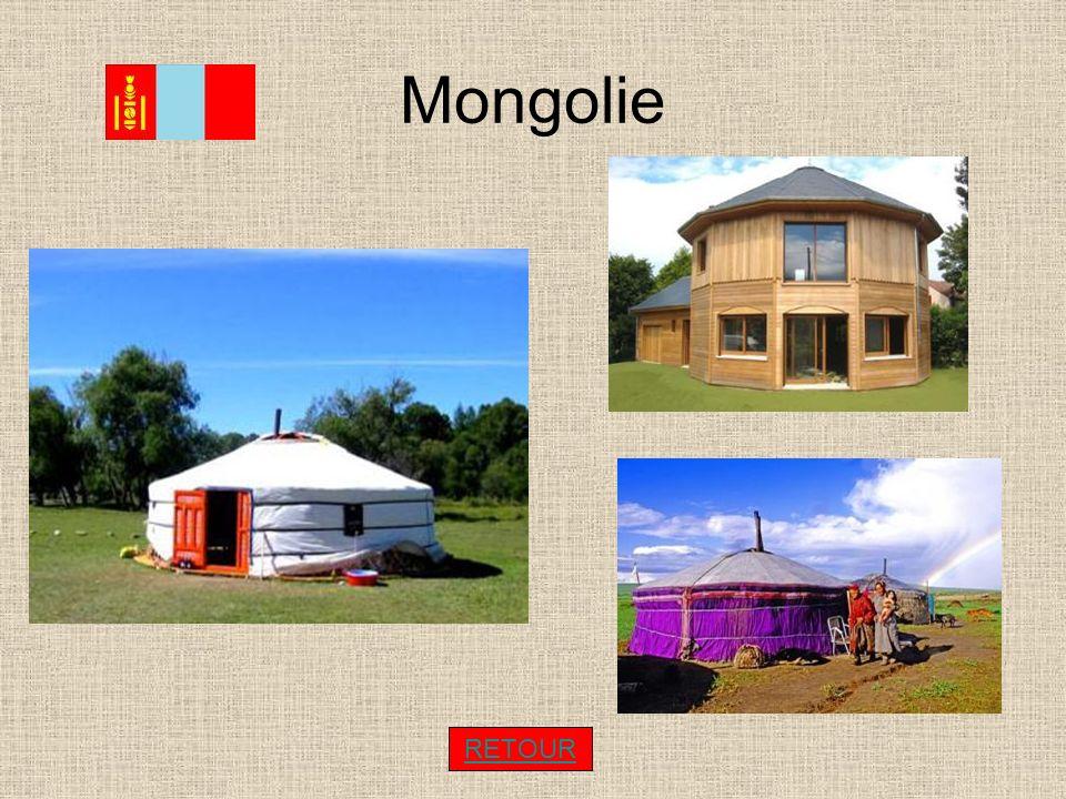 Mongolie RETOUR
