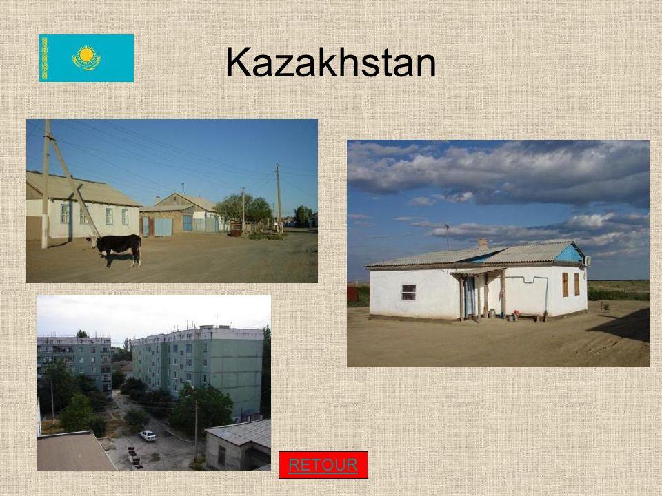 Kazakhstan RETOUR