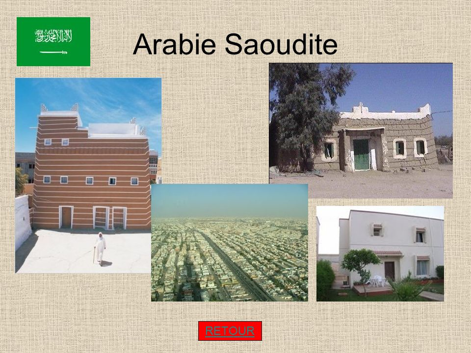 Arabie Saoudite RETOUR
