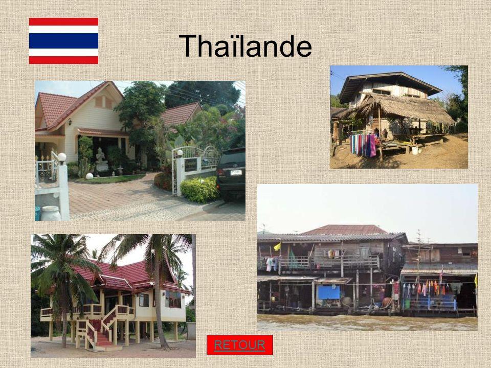 Thaïlande RETOUR