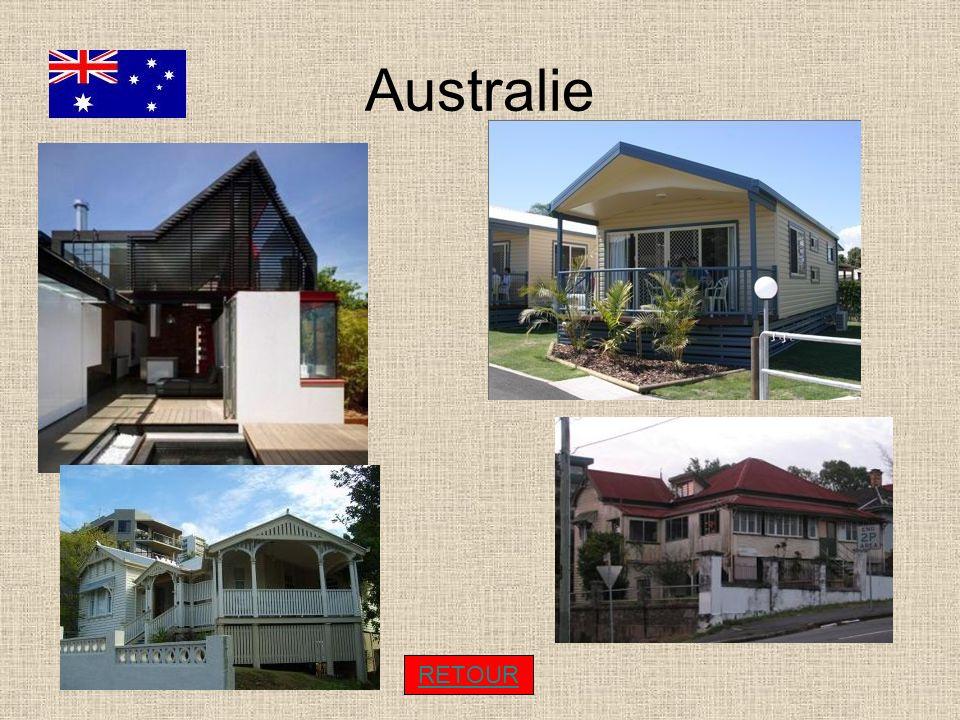 Australie RETOUR