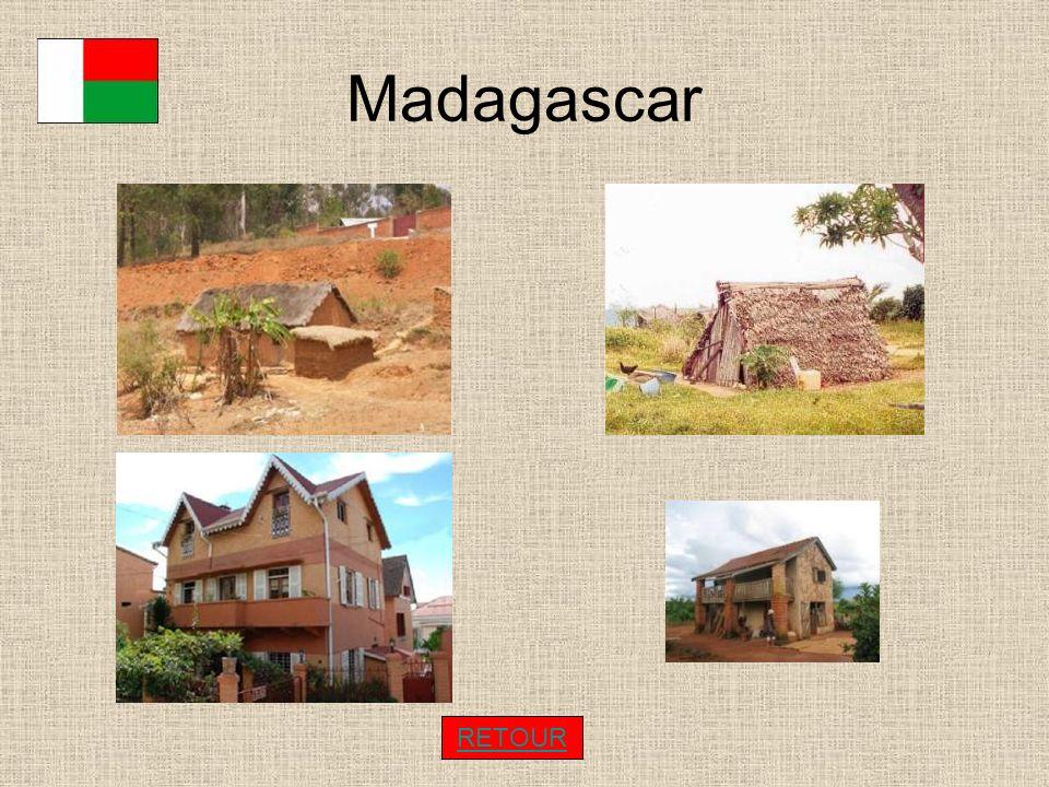 Madagascar RETOUR