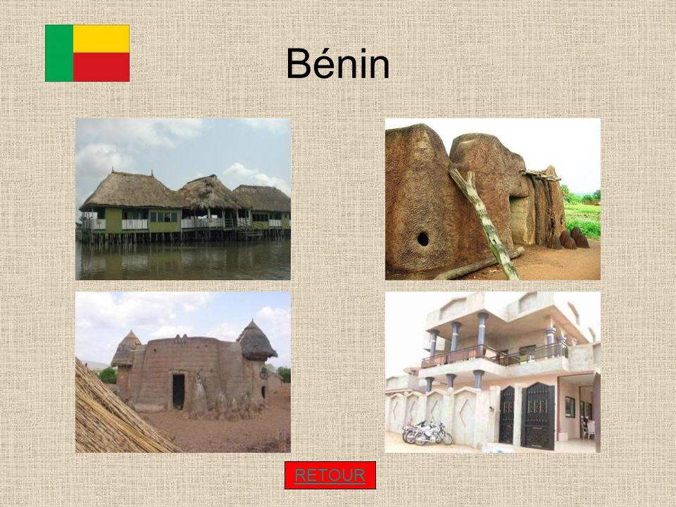 Bénin RETOUR