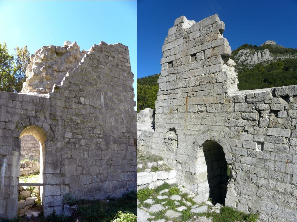 C'est à 1140 mètres d'altitude, dominant la rivière et les gorges de Maraize, au pied du mont d'Aujour, que l'abbaye de Clausonne voit le jour en 1185