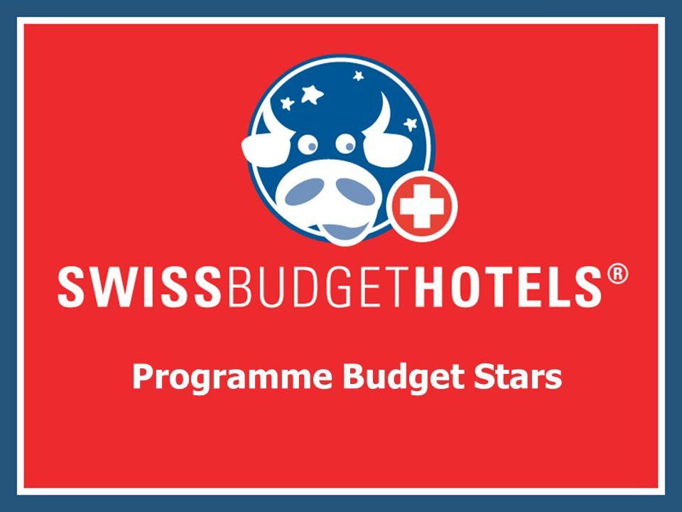 Programme Budget Stars