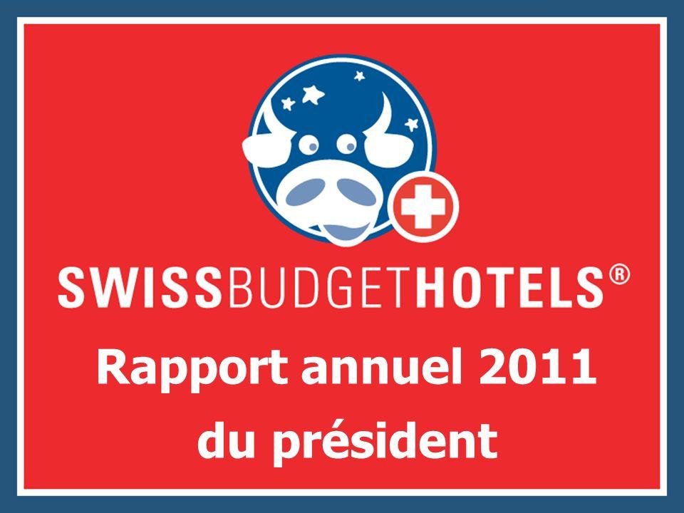 Rapport annuel 2011 du président
