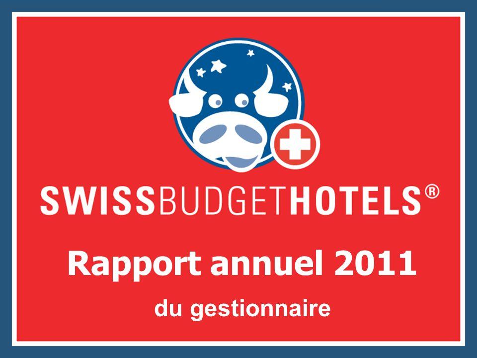 Rapport annuel 2011 du gestionnaire