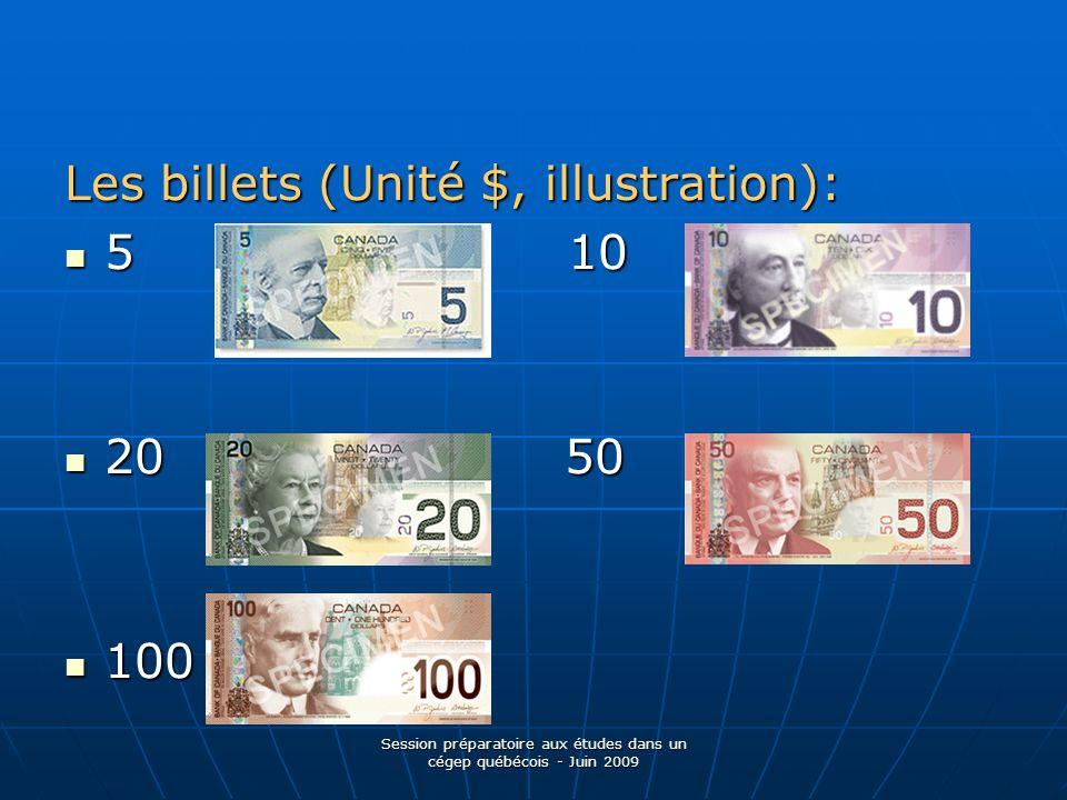 Session préparatoire aux études dans un cégep québécois - Juin 2009 Les taux de change En date du 27 mai: En date du 27 mai: Taux de change entre lEuro et le Franc XPF: Taux de change entre lEuro et le Franc XPF: 1 Euro=119,9 Franc XPF 1 Euro=119,9 Franc XPF Taux de change entre le Dollar canadien et le Franc XPF: Taux de change entre le Dollar canadien et le Franc XPF: 1 dollar =76,15 Franc XPF 1 dollar =76,15 Franc XPF Taux de change entre lEuro et le Dollar canadien: Taux de change entre lEuro et le Dollar canadien: 1 Euro = 1,55 Dollar 1 Euro = 1,55 Dollar