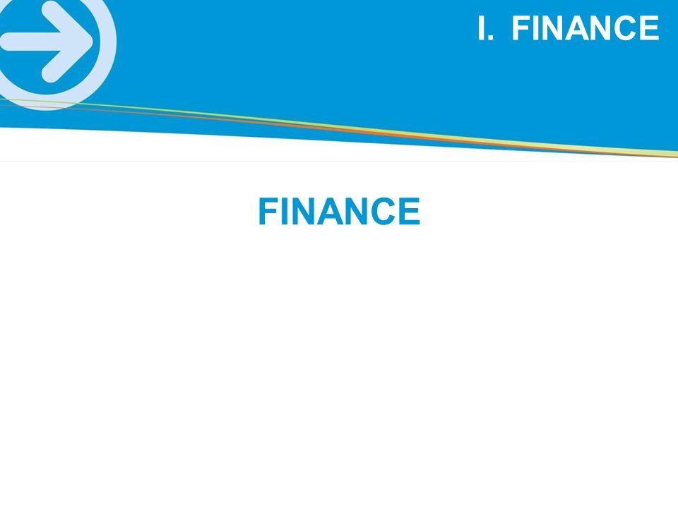 FINANCE I.FINANCE