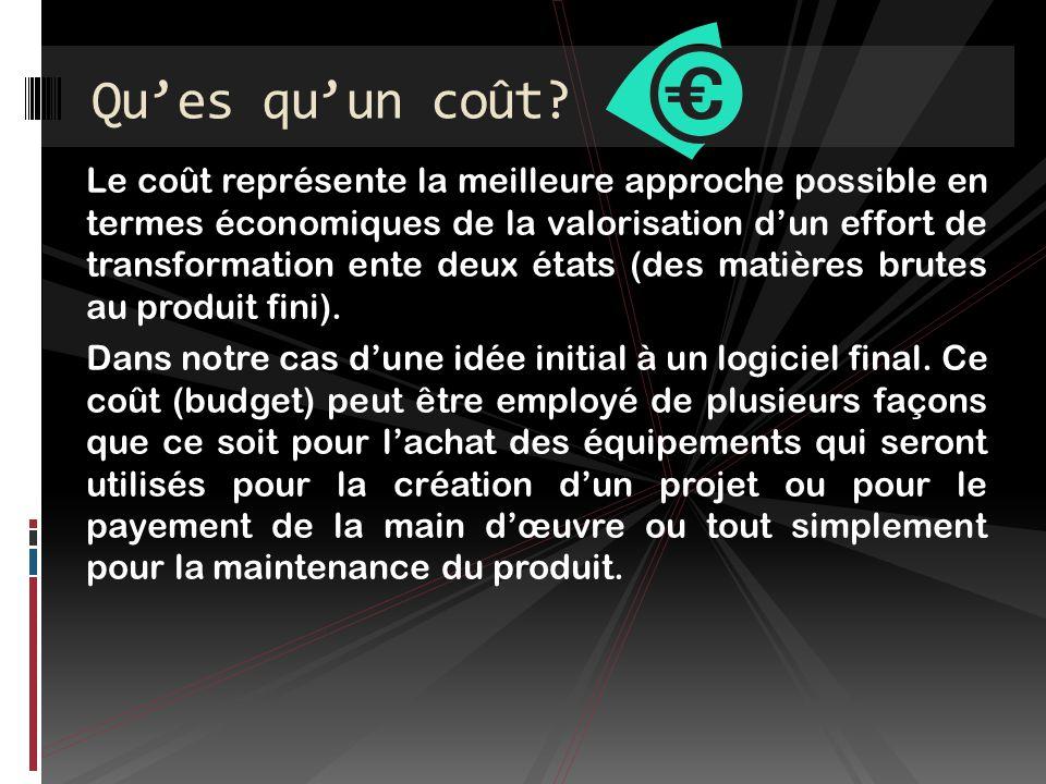 3/Modèle post-architecture : Il s agit du modèle le plus détaillé de COCOMO II.