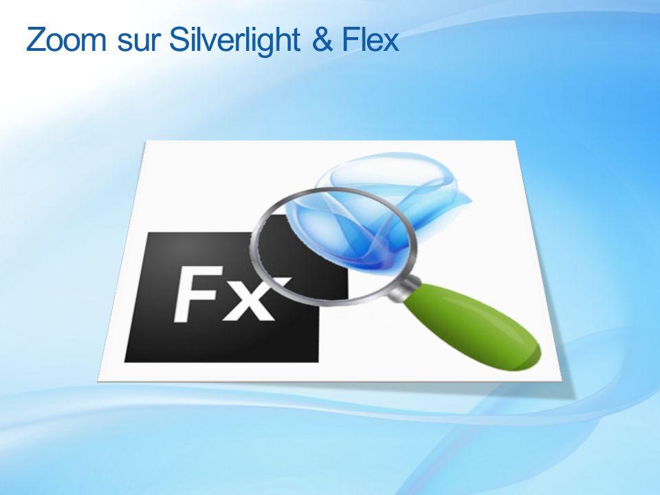 Zoom sur Silverlight & Flex