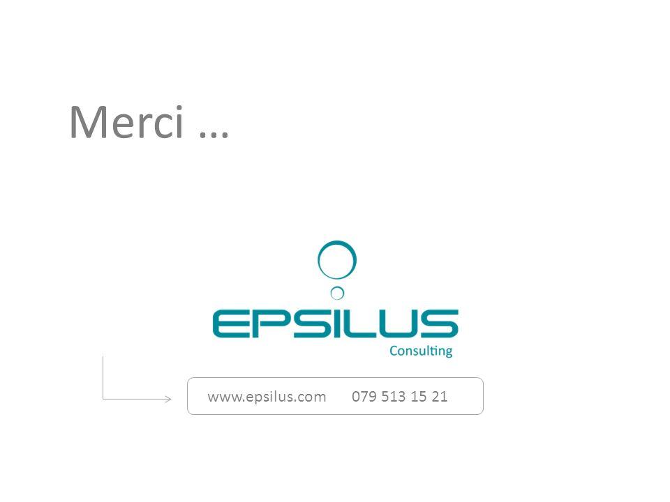 Merci … www.epsilus.com 079 513 15 21