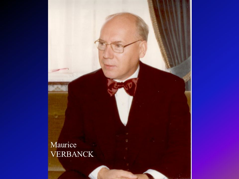 Maurice VERBANCK