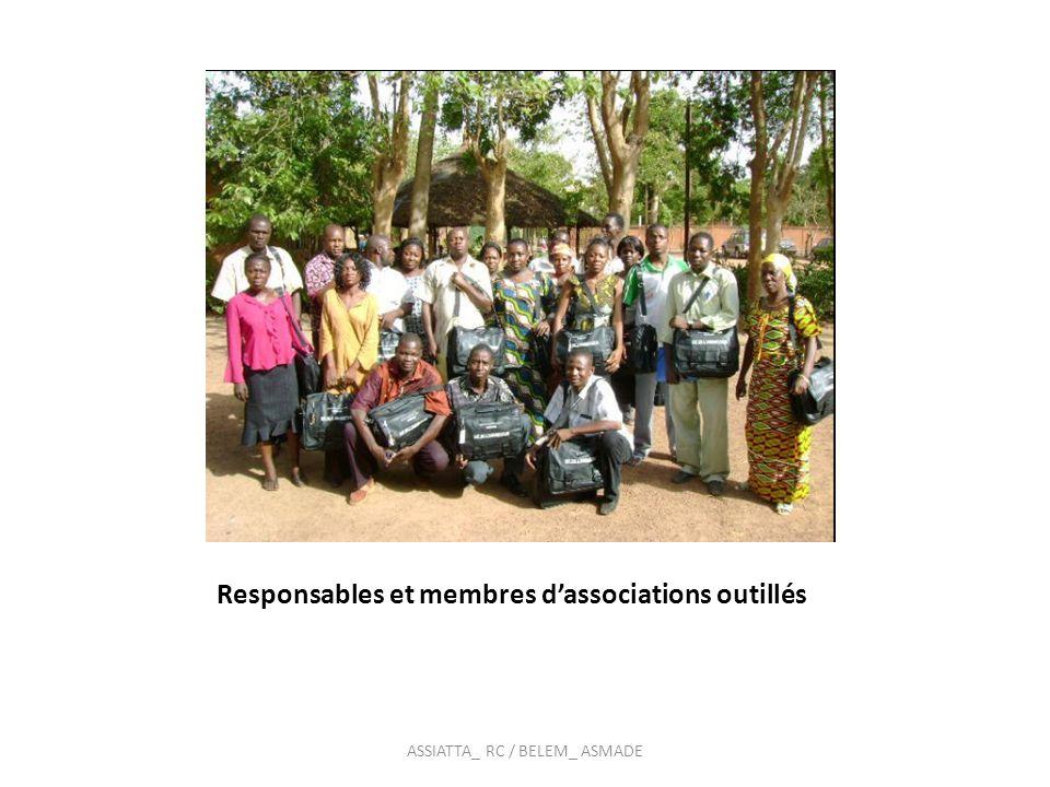 Participants AG du REPERE RC / ASMADE