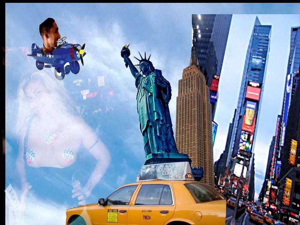 New York[1] (Prononciation du titre dans sa version originale), officiellement City of New York[2], autrement connue sous les noms et abréviations de