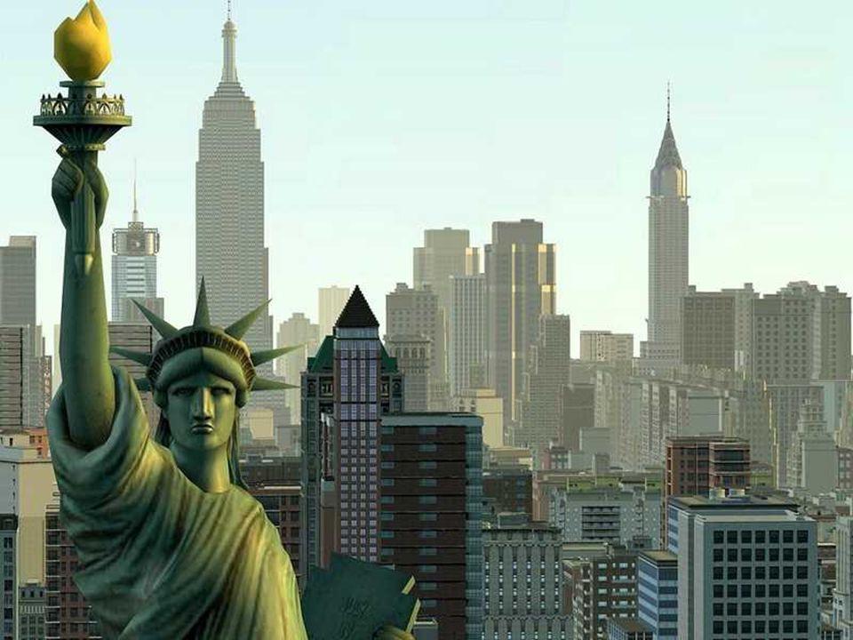 Au cœur de la mégalopole du BosWash[6] et d'une agglomération de 18 818 536 habitants[7] qui s'étend sur trois États (l'État de New York, le New Jerse