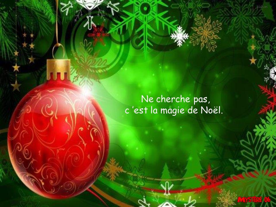 Sache que tout être humain se rappelle de ses Noëls passés, et comme toi en ce moment, ils verseront une petite larme.