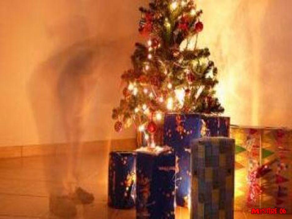 Ne cherche pas, c est la magie de Noël.