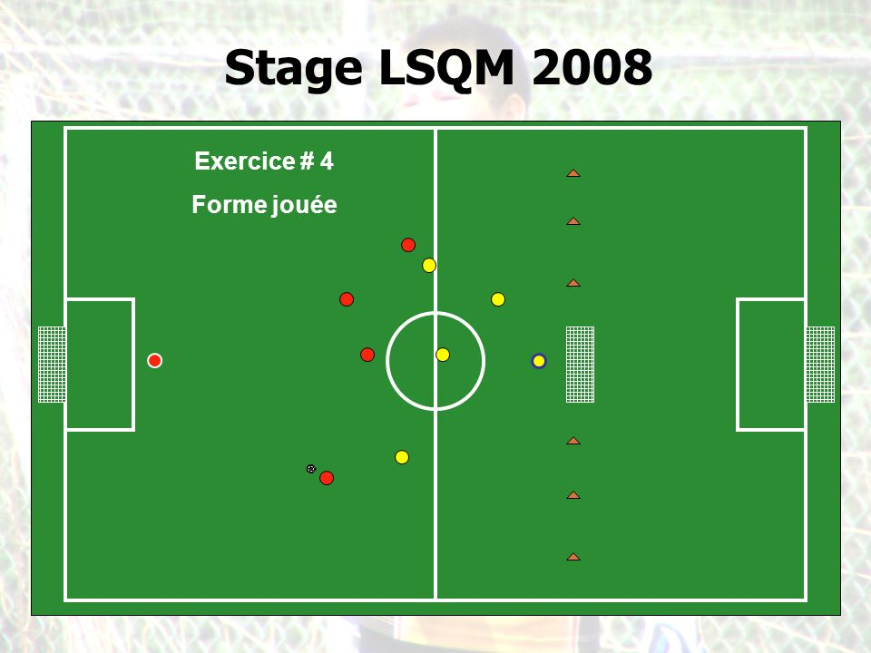 Stage LSQM 2008 Exercice # 4 Forme jouée