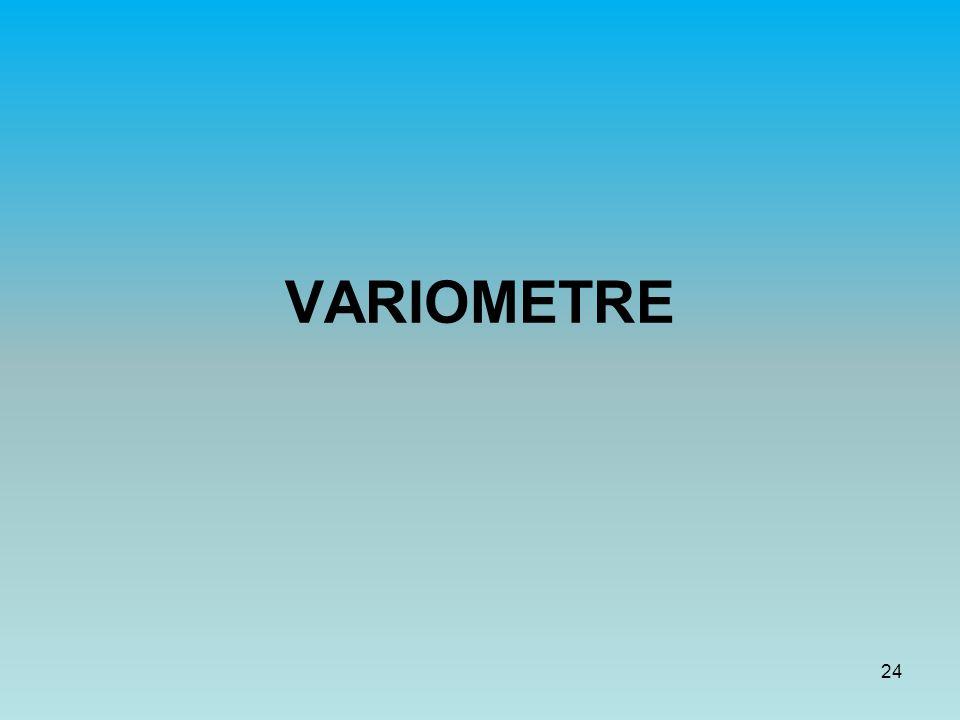 VARIOMETRE 24