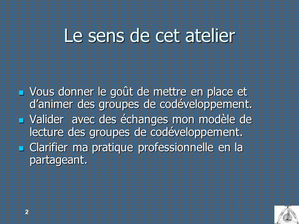 3 Plan de la présentation 1.Posture 2. Le développement professionnel 3.