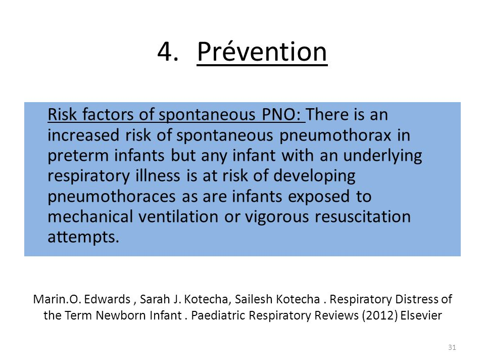Marin.O. Edwards, Sarah J. Kotecha, Sailesh Kotecha. Respiratory Distress of the Term Newborn Infant. Paediatric Respiratory Reviews (2012) Elsevier R