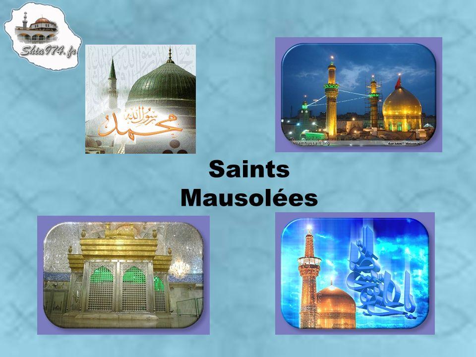 Saints Mausolées