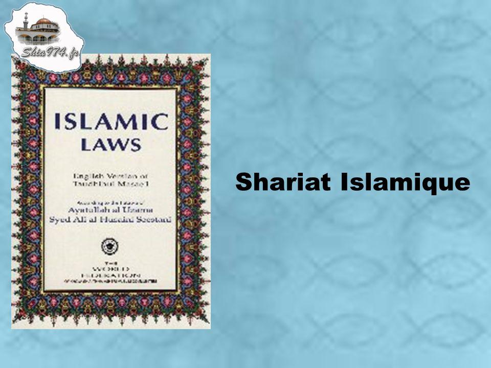 Shariat Islamique