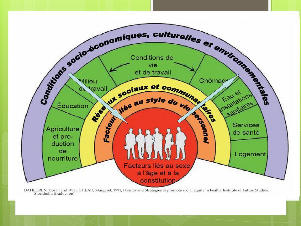 À Une vision resserrée… pas de définition unique une approche plus ciblée la terminologie utilisée : Santé-Environnement.