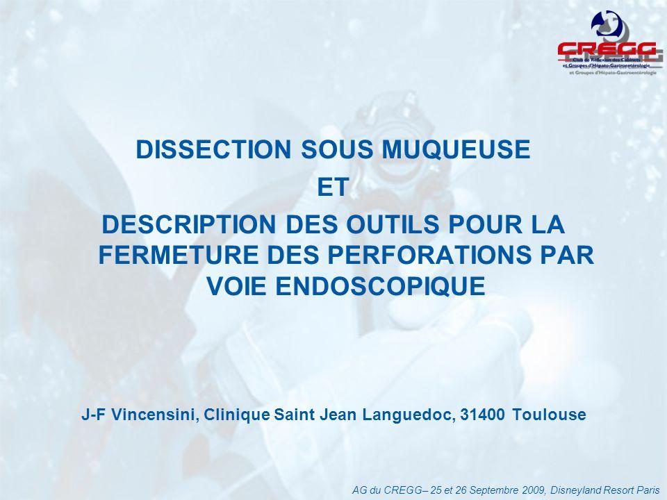 CONCLUSION Panel doutils pour le traitement endoscopique des perforations digestives : de plus en plus large.
