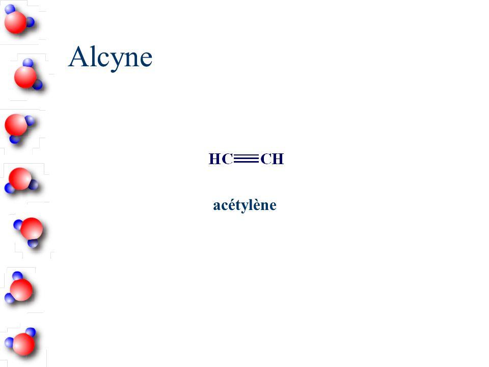 Alcyne acétylène