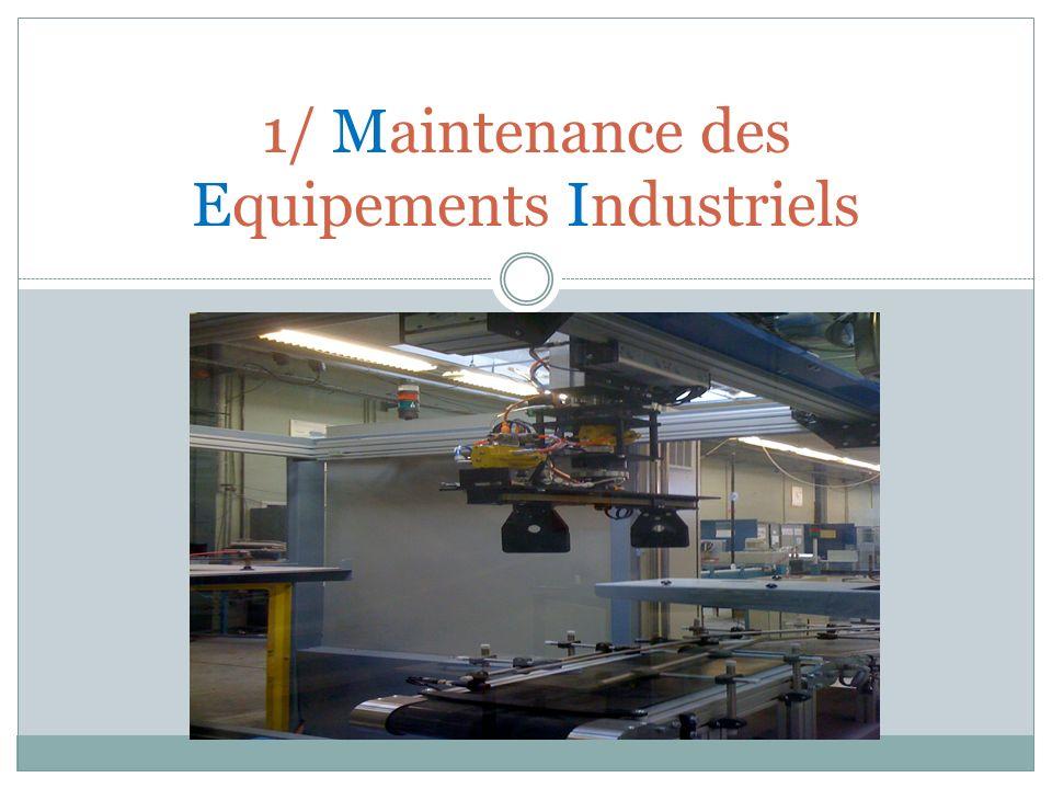 2/ Maintenance de Véhicules Particuliers