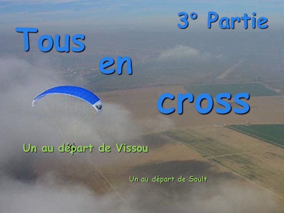 Un au départ de Vissou Un au départ de Soult Tous en cross 3° Partie