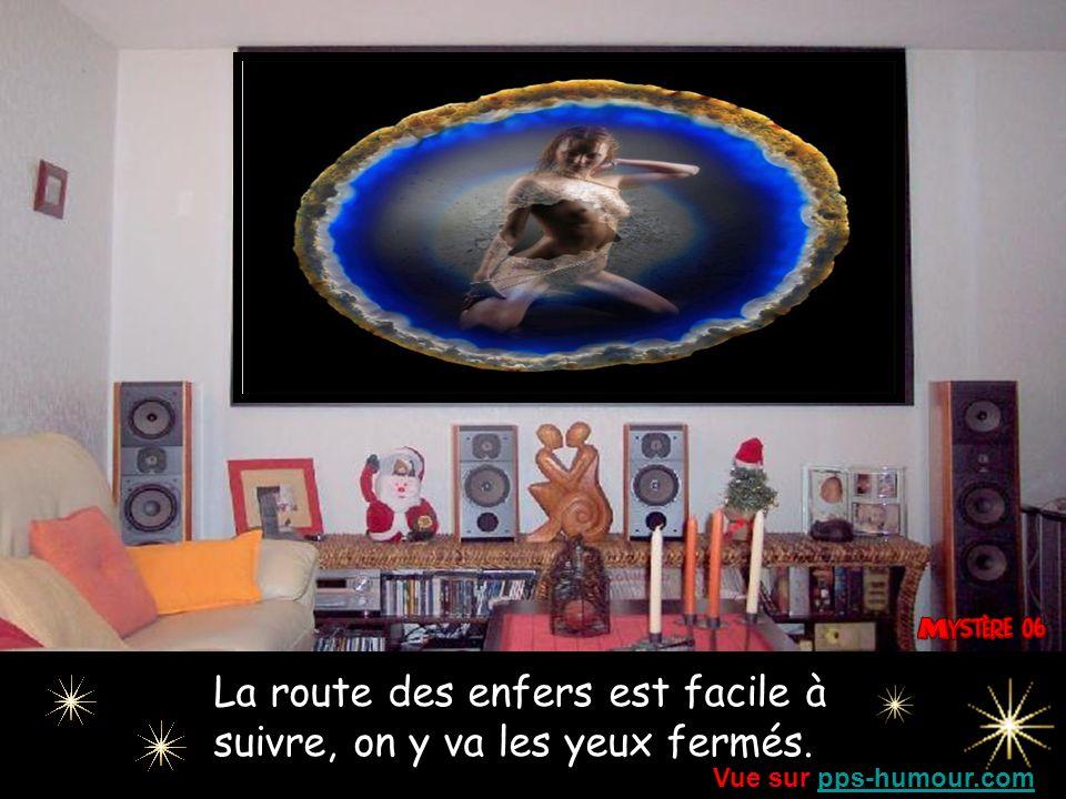 Réalisation sonore Vue sur pps-humour.compps-humour.com