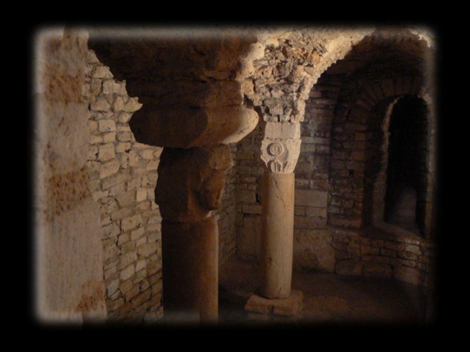 Pendant 10 siècles les moines ont priés jour et nuit dans ce lieu