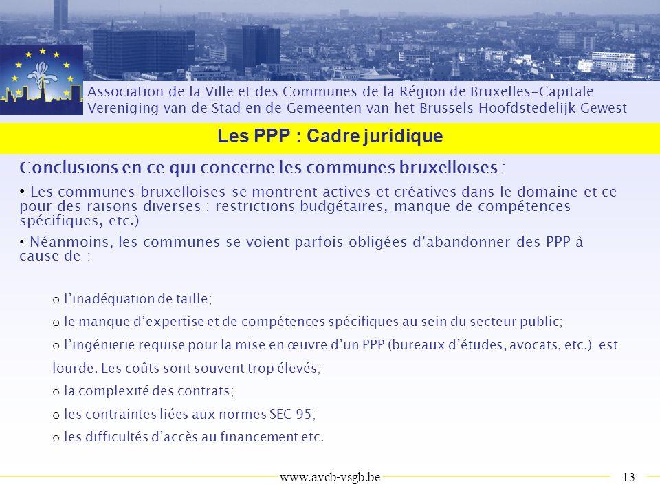 Association de la Ville et des Communes de la Région de Bruxelles-Capitale Vereniging van de Stad en de Gemeenten van het Brussels Hoofdstedelijk Gewest Analyse des délibérations des communes bruxelloises (Source Y.