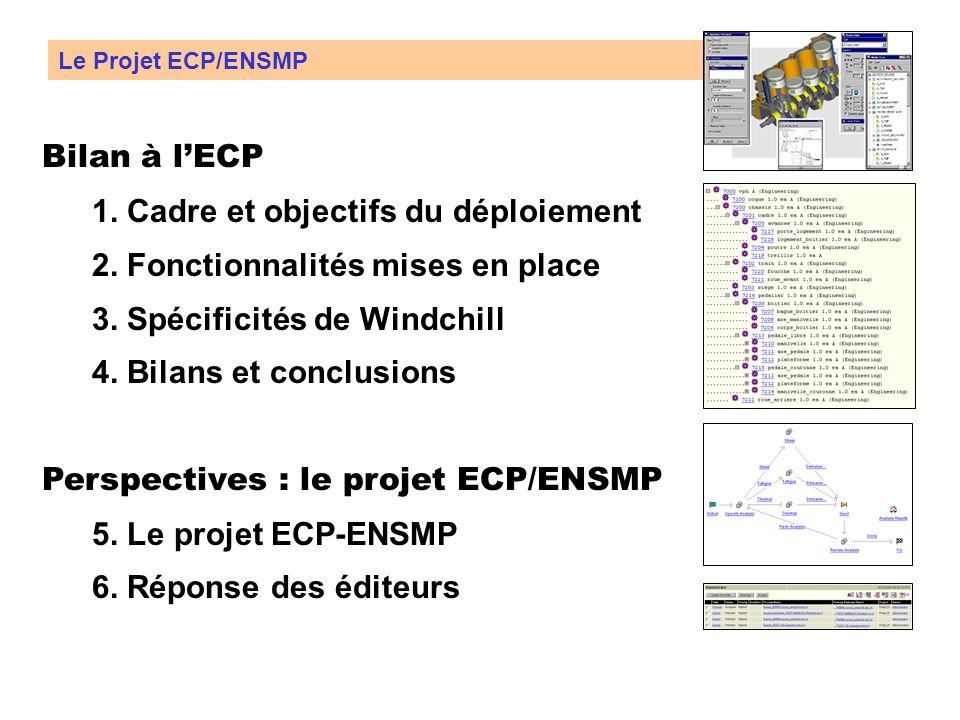 Le projet ECP/ENSMP Bilan & Perspectives Journée AIP-Primeca « Smarteam » 23/10/2003 Pascal MORENTON pascal.morenton@lgi.ecp.fr http://www.lgi.ecp.fr/~moren pascal.morenton@lgi.ecp.fr Yvon GAIGNEBET yvon.gaignebet@wanadoo.fr