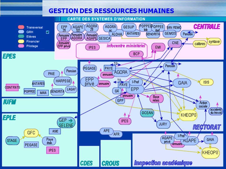 E - 8/24 - GESTION DES RESSOURCES HUMAINES
