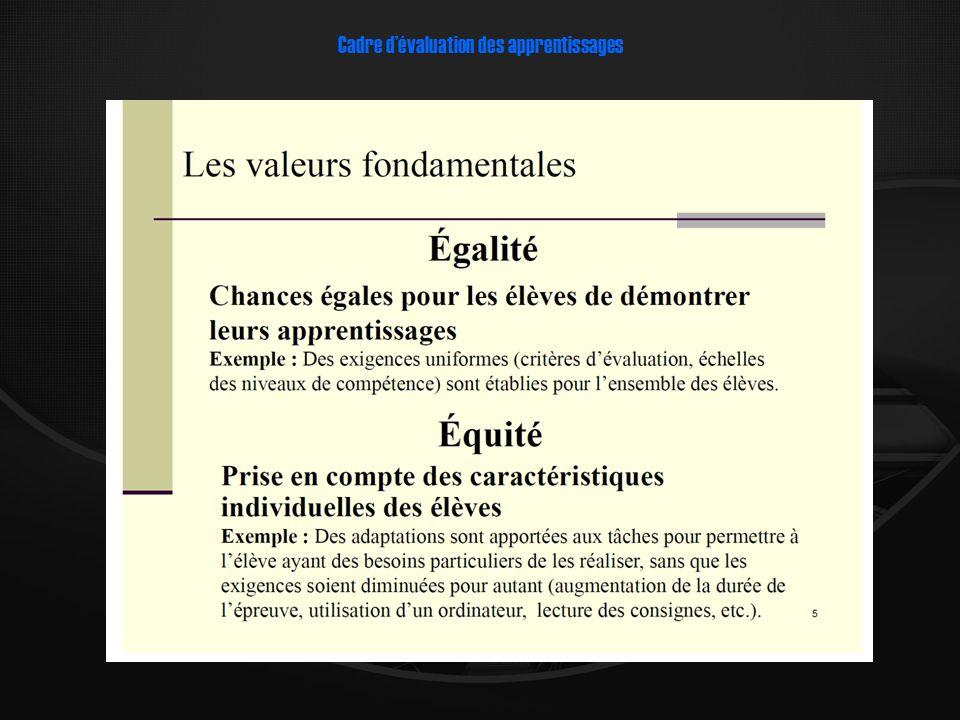 Dans le bulletin, le libellé des trois compétences est remplacé par deux volets : pratique et théorie.