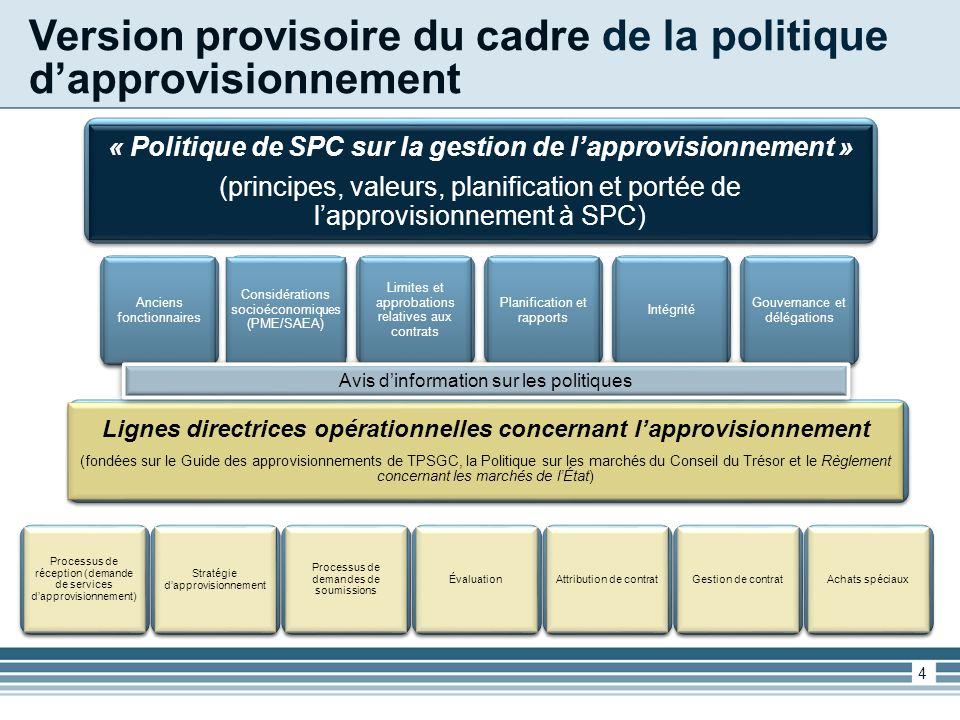 Stratégie dapprovisionnement auprès des entreprises autochtones (SAEA) La SAEA est un instrument de la politique du Conseil du Trésor administré par Affaires autochtones et Développement du Nord Canada (AADNC).