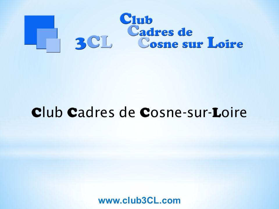 C lub C adres de C osne-sur- L oire www.club3CL.com