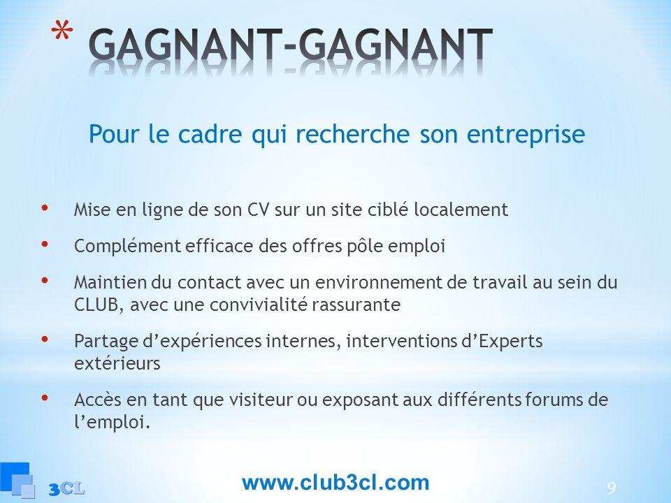 30 www.club3cl.com