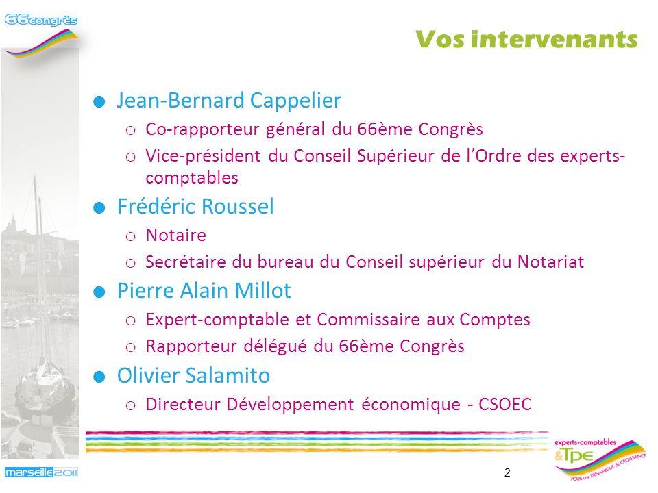Conclusion Jean-Bernard Cappelier 52