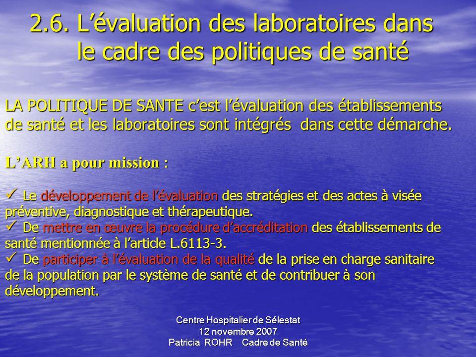 Centre Hospitalier de Sélestat 12 novembre 2007 Patricia ROHR Cadre de Santé La violation du secret La violation du secret Elle ne suppose ni lintenti