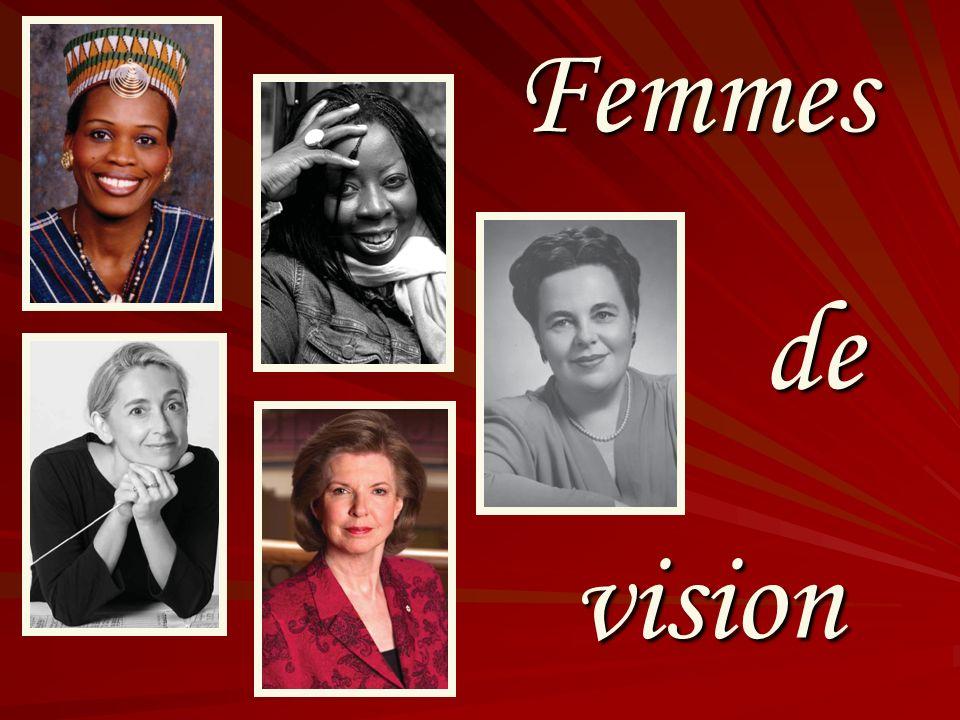 Femmes de vision
