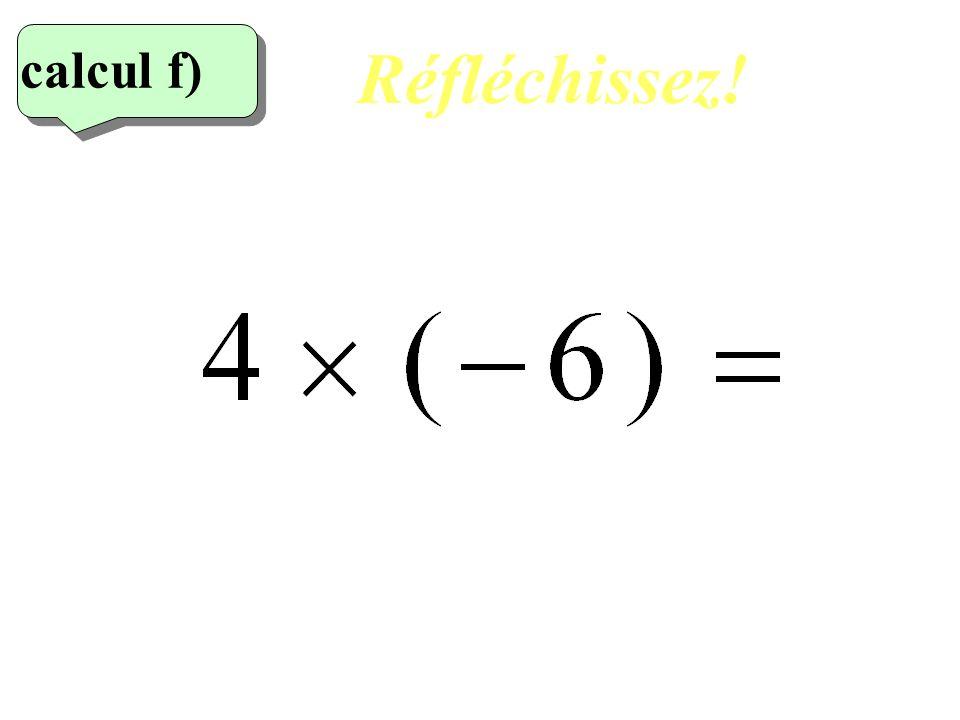 Ecrivez! 5 eme calcul 5 eme calcul calcul e)
