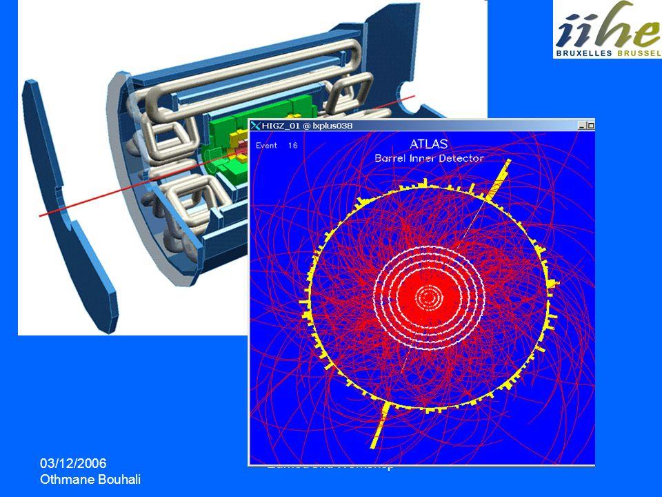03/12/2006 Othmane Bouhali EumedGrid Workshop