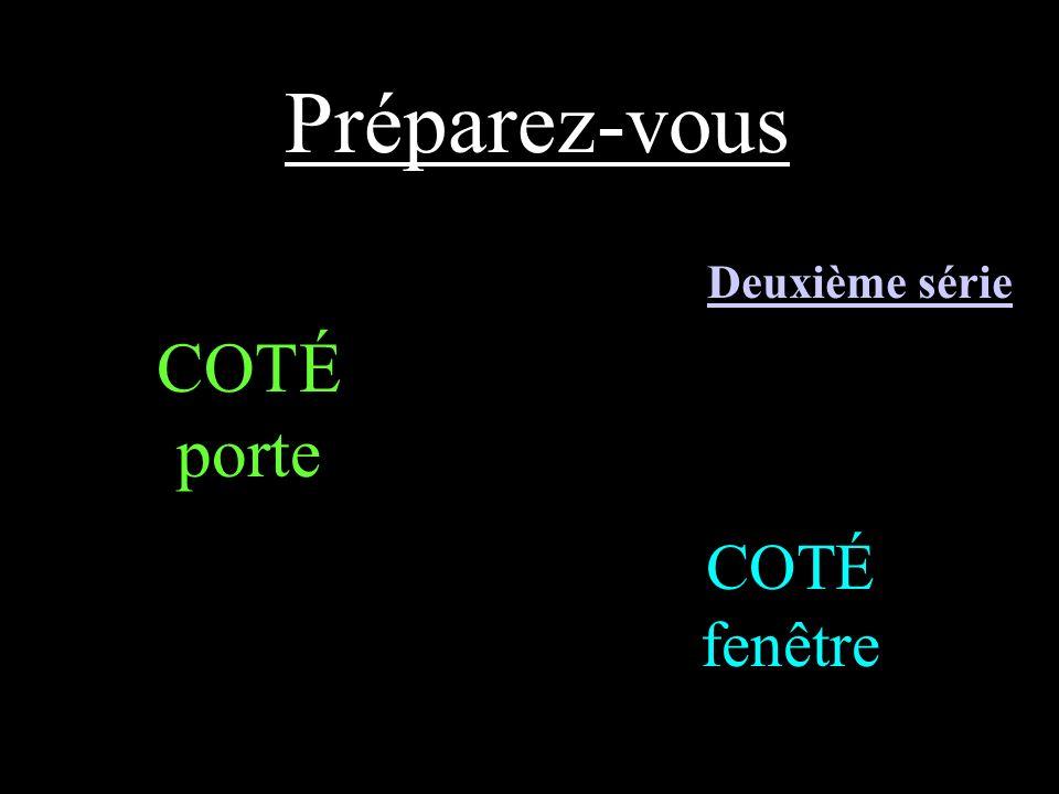 Opérations sur les fractions (2) Pour éviter les coups doeil « involontaires », deux élèves voisins répondent aux questions de couleurs différentes !