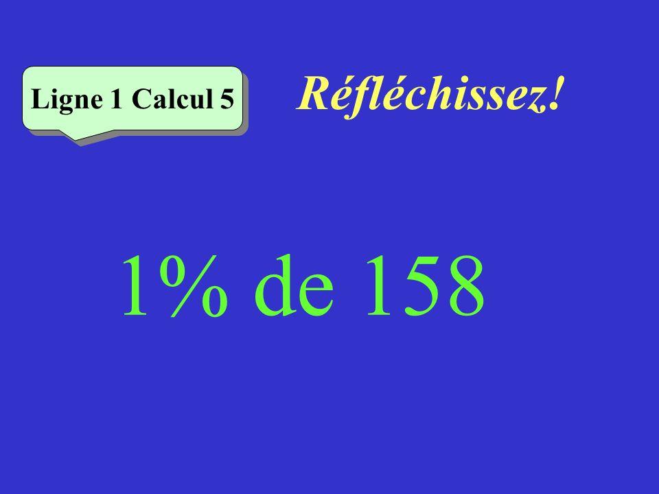 Écrivez ! Ligne 1 Calcul 4 100% de 175