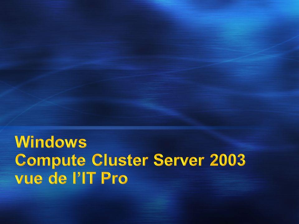 Sessions Introduction au HPC pour les développeurs Mardi 6 février 17h30 – 18h30 Migration de code de calcul Unix/Linux vers une plate-forme cluster Windows Mercredi 7 février 13h – 14h